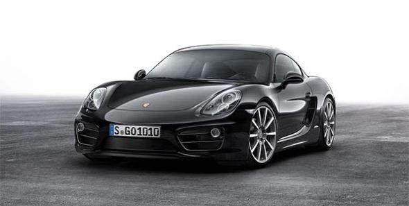 Porsche Cayman Black Edition: con traje de gala