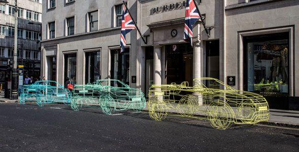 Range Rover Evoque descapotable, cada vez más cerca