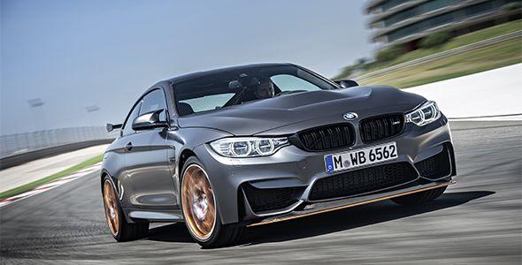 BMW M4 GTS: un placer para los sentidos