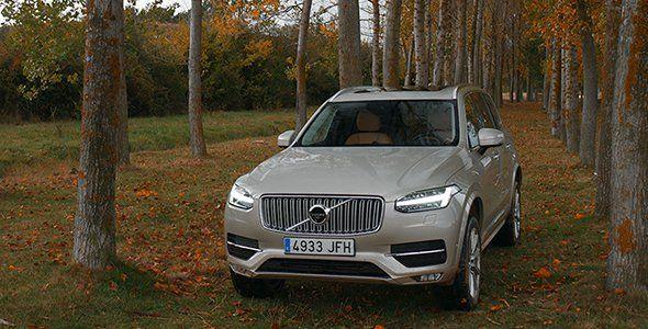 Prueba Volvo XC90 D5 2015