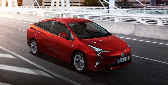 La tecnología del nuevo Toyota Prius 2016