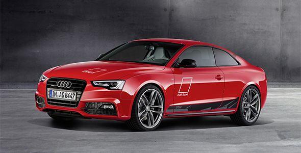 Audi A5 DTM selection edition: a un paso de la competición