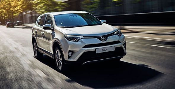 Toyota RAV4 2016, ya a la venta