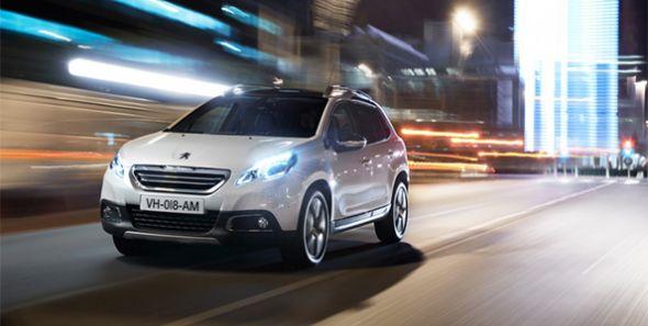 El Peugeot 2008 estrena el motor 1.2 PureTech EAT6