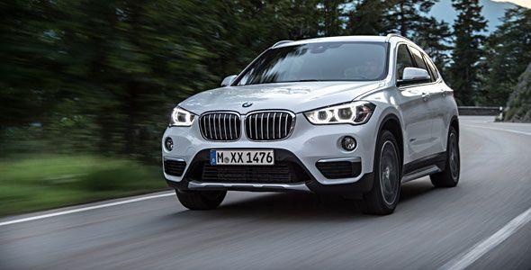 Presentación y prueba del nuevo BMW X1