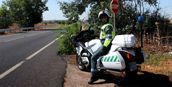 La DGT intensifica la vigilancia en las carreteras secundarias