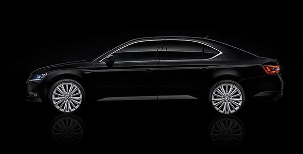 Skoda Superb Black Crystal, la joya checa