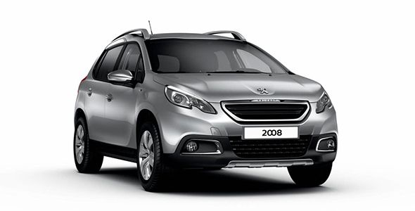 Nuevo Peugeot 2008 Style serie especial 2015
