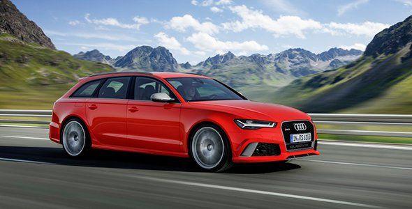 Nuevos Audi RS 6 Avant y RS 7 Sportback Performance