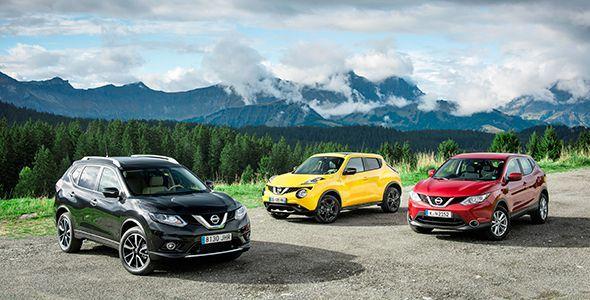 SUV de Nissan, más de una década de éxitos