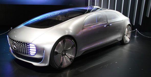 Nuevo Mercedes Vision Tokyo Concept 2015