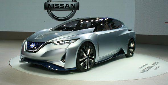 Nissan IDS Concept en el Salón de Tokio 2015