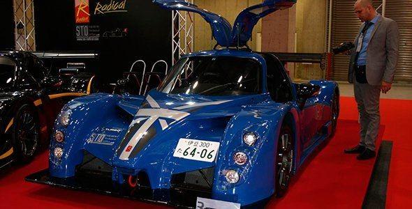 Radical RXC Turbo en Tokio 2015
