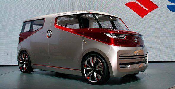 Los Concepts de Suzuki en Tokio 2015