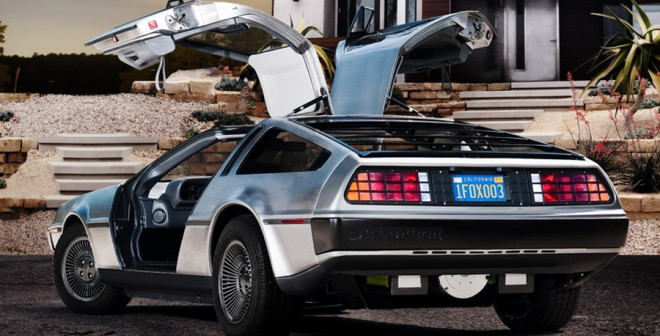 DeLorean, o DMC-12