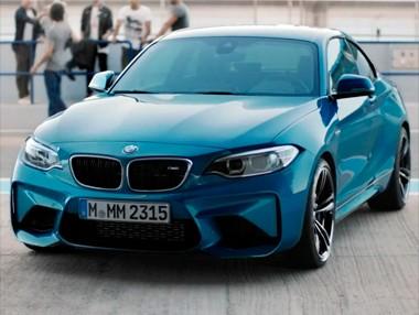 Vídeo: el nuevo BMW M2 2016