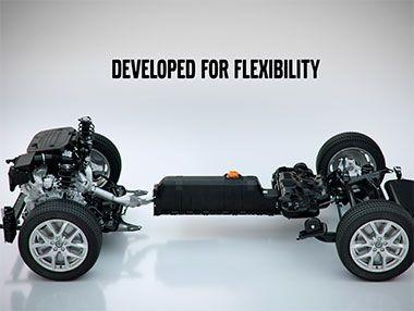 La nueva plataforma modular compacta de Volvo CMA