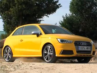 Vídeo prueba del Audi S1