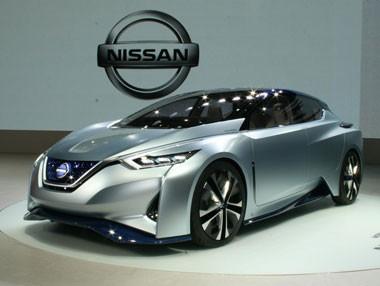 Nissan IDS Concept, autónomo y 100% eléctrico