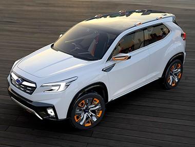 El Subaru Viziv en vídeo