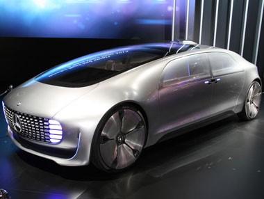 Mercedes Vision, así ve el futuro la marca de la estrella