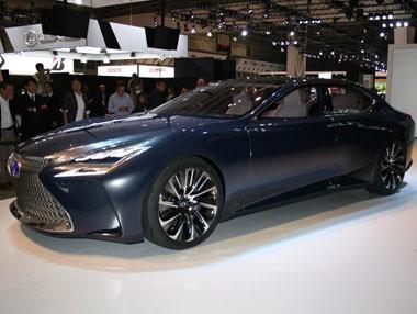 Vídeo: Lexus LF-FC Concept