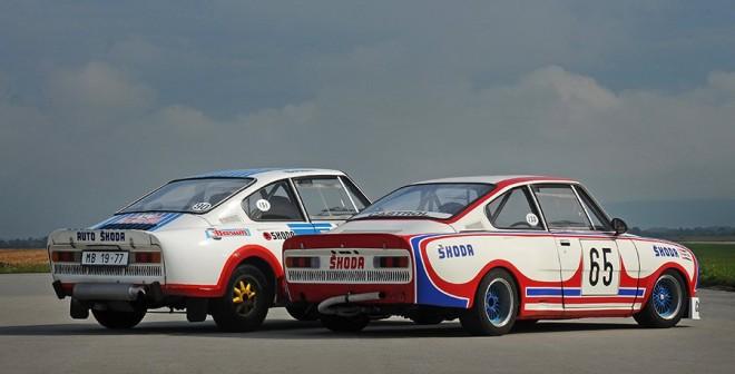 40 aniversario del Skoda 130 RS