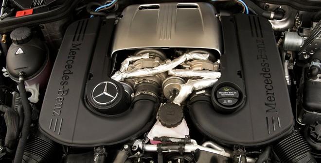 Motor Mercedes AMG 63 V8
