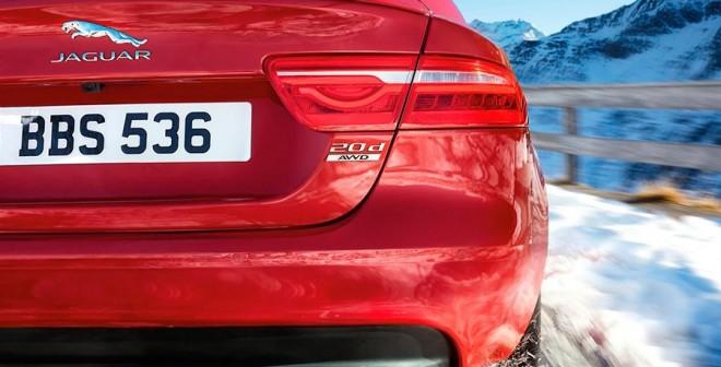 Nuevo Jaguar XE AWD