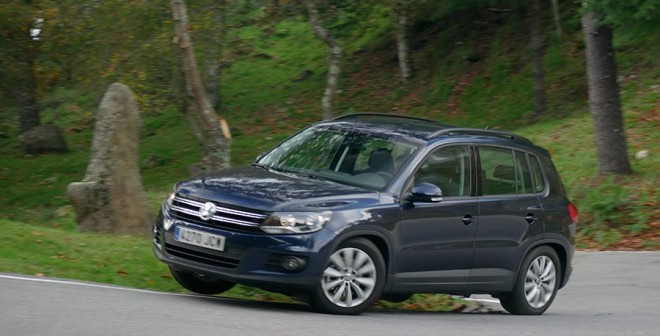 Prueba VW Tiguan 2.0 TDi 110 CV, Vigo, Rubén Fidalgo