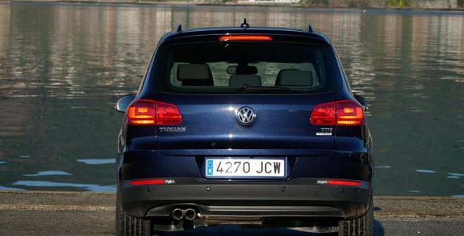 Prueba VW Tiguan 2.0 TDi 110 CV, Lourido, Rubén Fidalgo