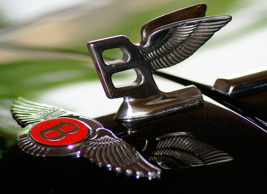 Qué significa el logo de Bentley