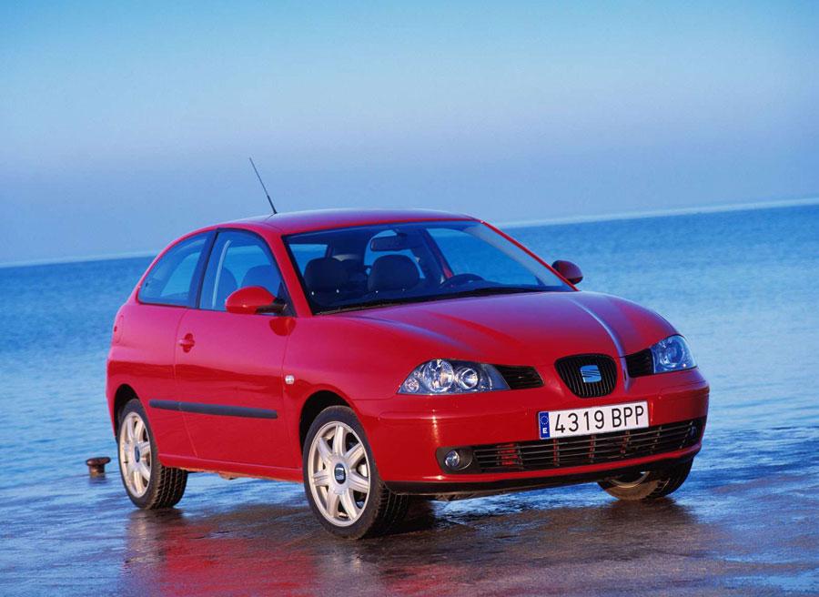 La tercera generación del Ibiza apenas aguantó 6 años en el mercado.