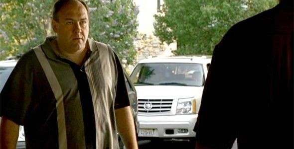 A subasta el Cadillac Escalade de Tony Soprano