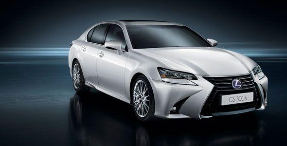 Nuevo Lexus GS300h, ya a la venta