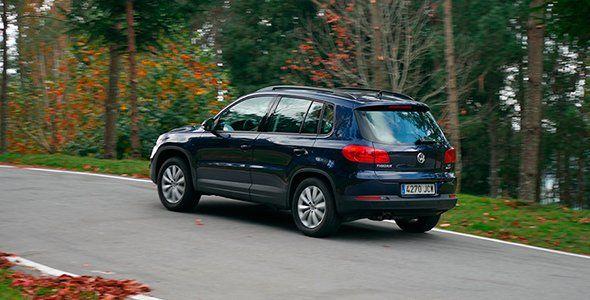 Prueba Volkswagen Tiguan 2.0 TDi BlueMotion 110 CV 4×2