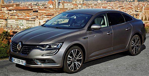 Nuevo Renault Talisman desde 24.000 euros