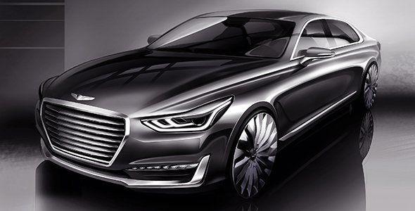 Nuevo Hyundai Genesis G90, lujo asiático