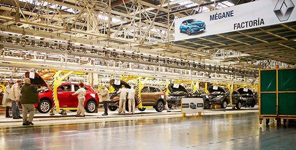 El Renault Megane 2015 se fabrica en Palencia