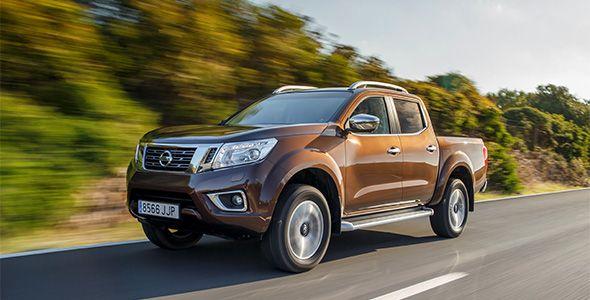Nissan NP300 Navara: un japonés de aspecto americano y refinamiento europeo