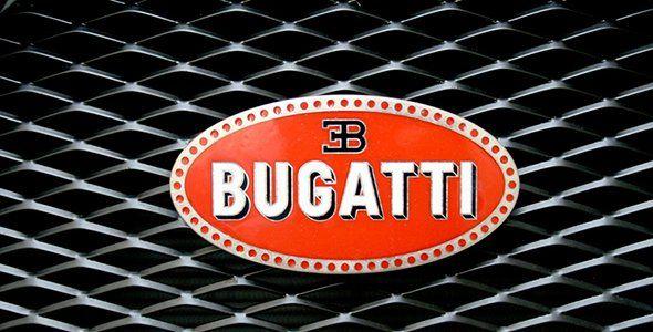 Qué significa el logo de Bugatti
