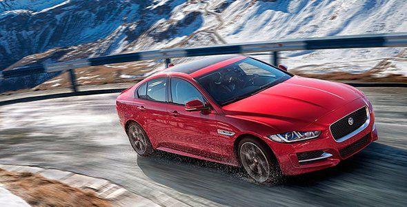 Nuevo Jaguar XE con tracción total