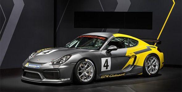 Porsche GT4 Clubsport: un animal de circuitos