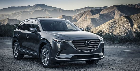 Mazda CX-9: un SUV deportivo para toda la familia