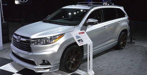 Toyota Highlander SEMA: hasta lo radical y más allá