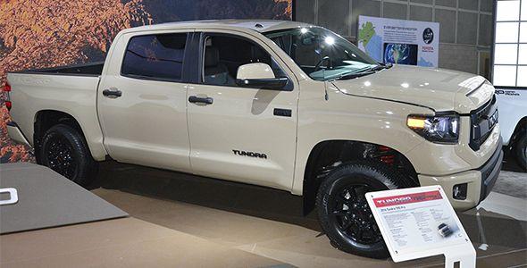 Toyota Tundra TRD Pro: un pick up con el que perderse