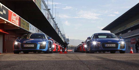 Audi mejora la conducción al volante