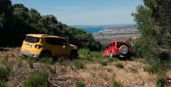 Jeep Off-Road 2015, experiencia 4×4 en la Toscana