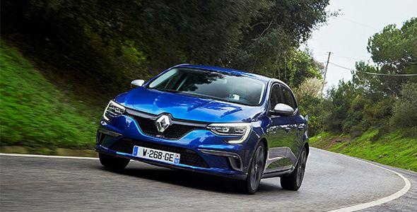 Ya está a la venta en Renault Mégane 2016