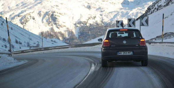 La mitad de los europeos teme los accidentes durante el invierno